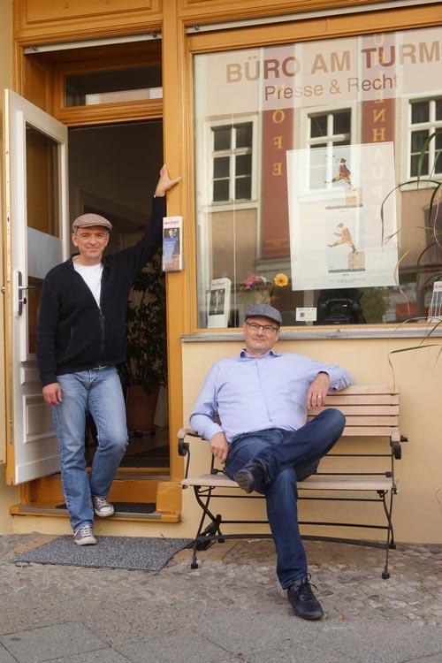 Schons Rechtsanwalt Zweigstelle Berlin