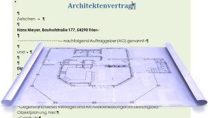 Architektenvertrag ,Baurecht, Reform
